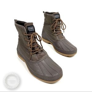 MEMBERS ONLY Men's All Weather Snow Duck Boots